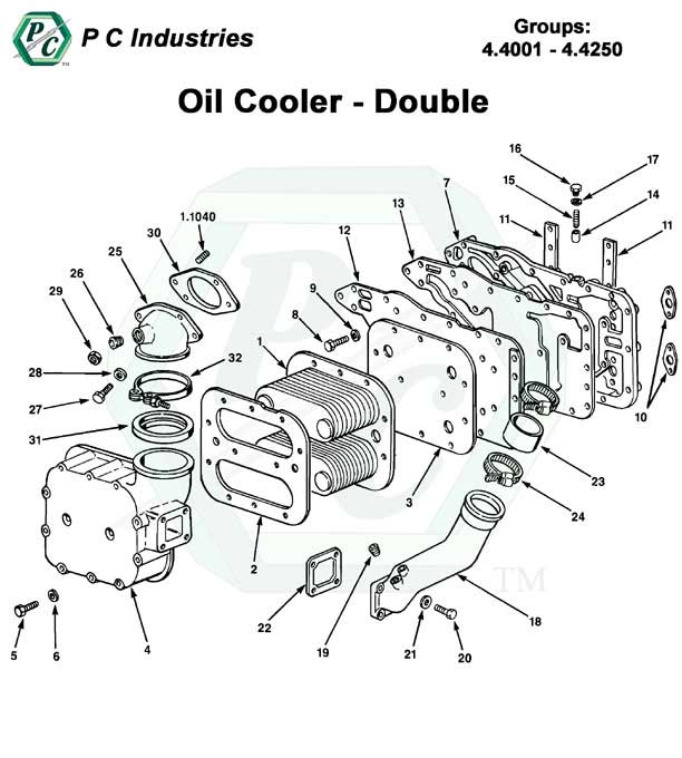 Oil Cooler in addition Air Inlet Housing likewise Page likewise Perkins Serial Numbers additionally Page. on 354 perkins diesel engine